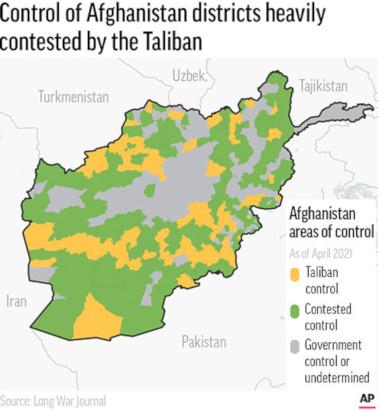 Afghanistan – Taliban starten Frühjahrsoffensive, Präsident Ghani bittet um Waffenstillstand