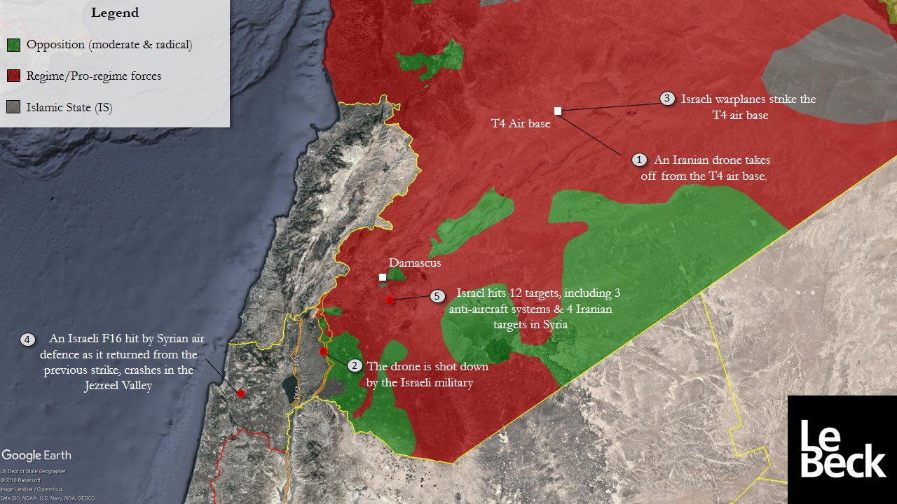 Moa syria is war with israel imminent updated there gumiabroncs Image collections
