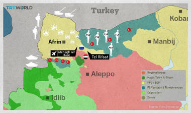 MoA - Syria - Turks Afrin, U.S. Strategy Fails, Kurds Again ... Kobani Syria World Map on kurdistan map, turkey country map, turkey and syria map, syrian map, syria control map, dabiq syria map, islamic state map, euphrates river map, isis map, istanbul turkey map, ar raqqah syria map, syria borders map, kobane syria map, 2015 syria map, syria battle map, afrin syria map, iraq war map, a turkey on world map, syria conflict map, raqqa syria map,
