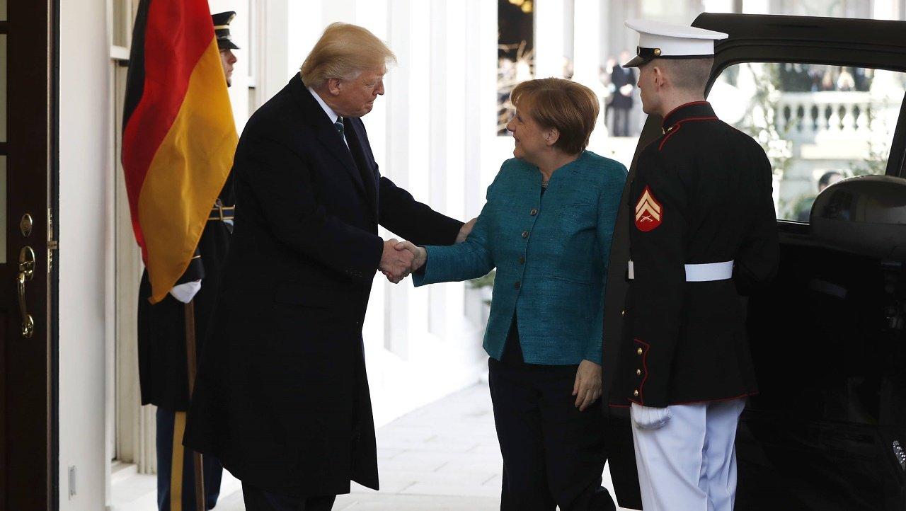 MoA - The False Handshake Story Aims To Delegitimize Trump