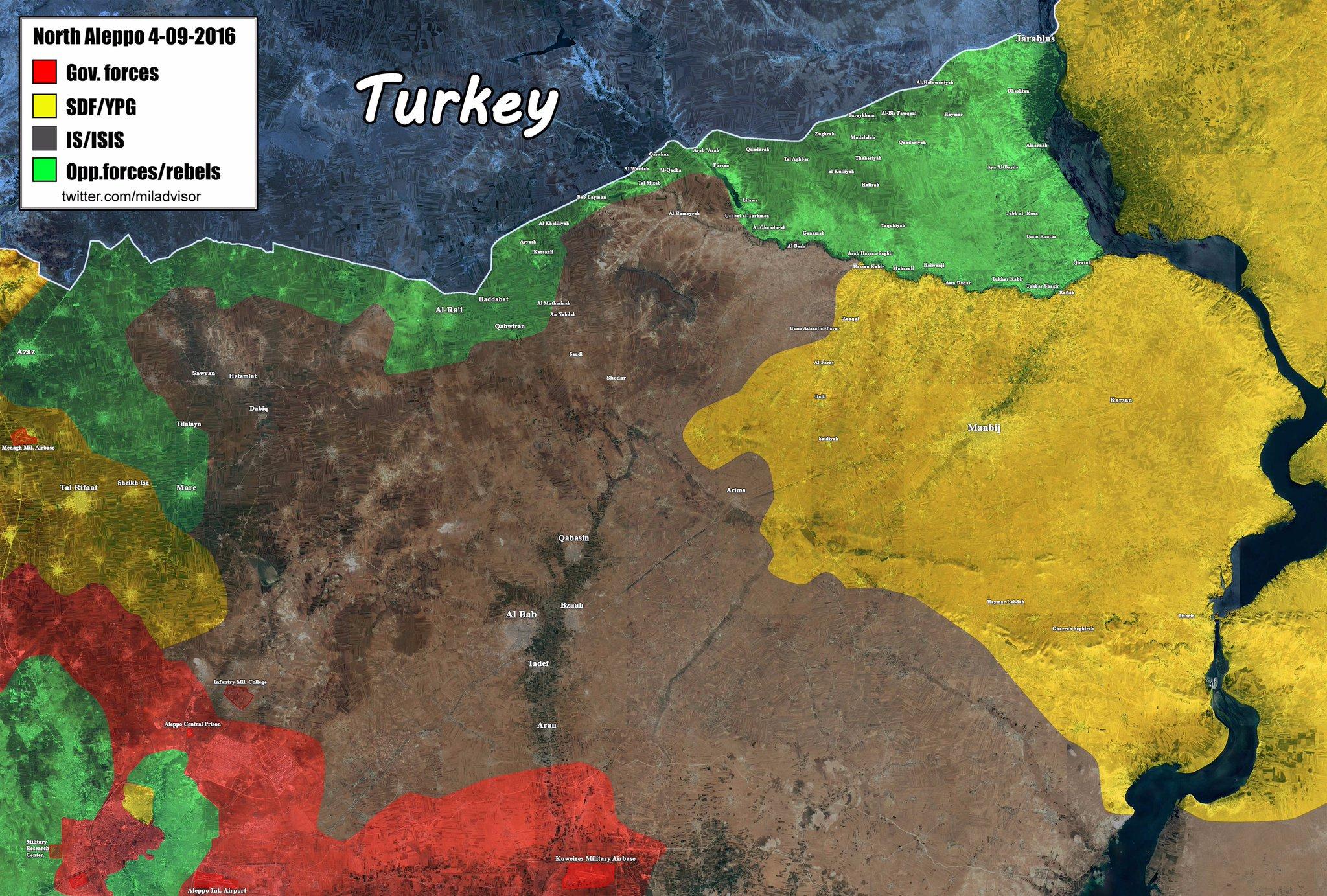 türkischer einmarsch in syrien