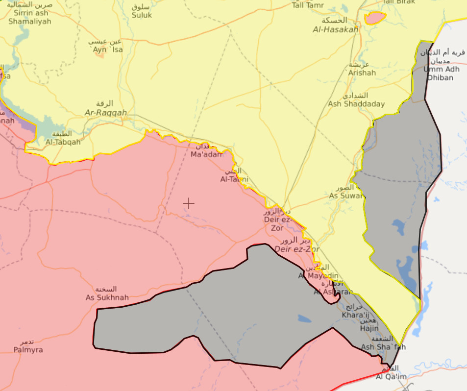 MoA - Syria-Iraq - U S  Coddles ISIS - Others Plan For The