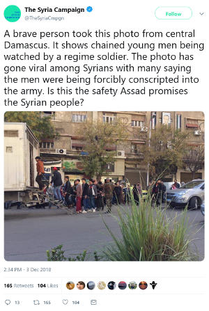 Moa Syria Activist Posts Fake Picture Fact Checkers Fall For It