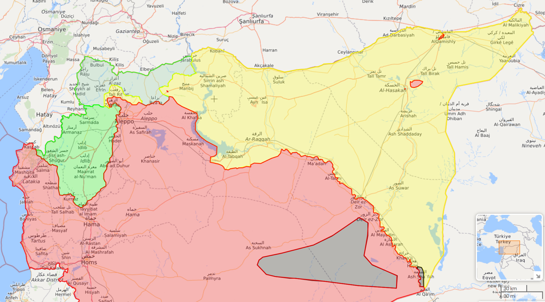 MoA - Syria - Turkey Fails In Idleb, Is Unwilling To Take ...