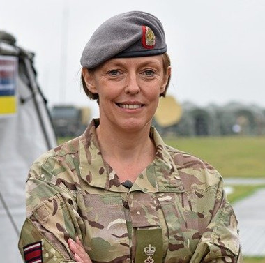 MoA - Coincidence? - Chief Nurse Of British Army Was First To Arrive