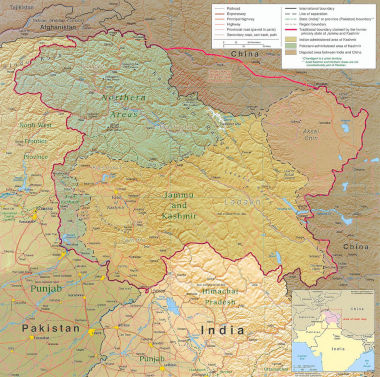 MoA - India Will Come To Regret Today's Annexation Of Jammu